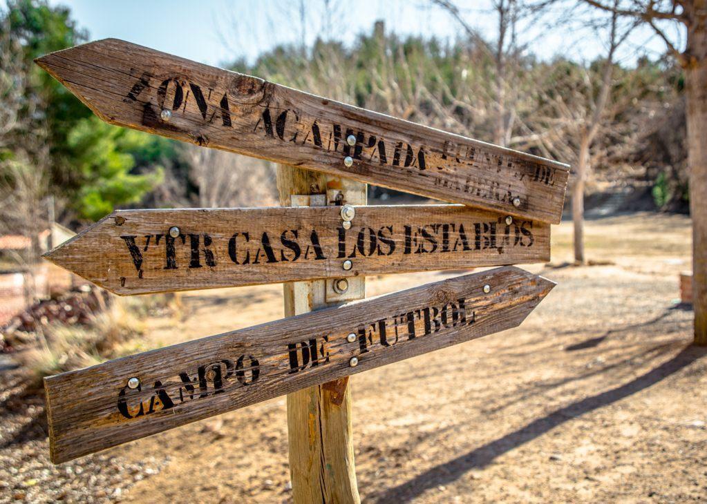 Campamento las Minas